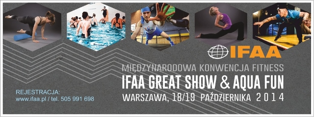 IFAA Great Show & Aqua Fun 2014