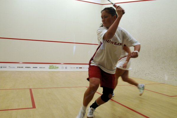 Organization of squash tournaments for business