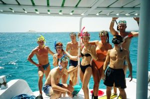 Egypt – kite surfing and scuba diving