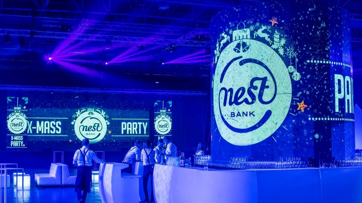 Nest Bank Christmas Party 41