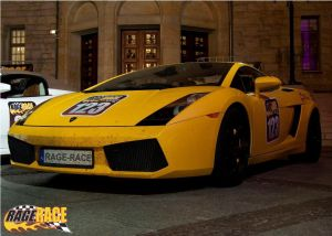Laborghini Gallardo Rage-Race